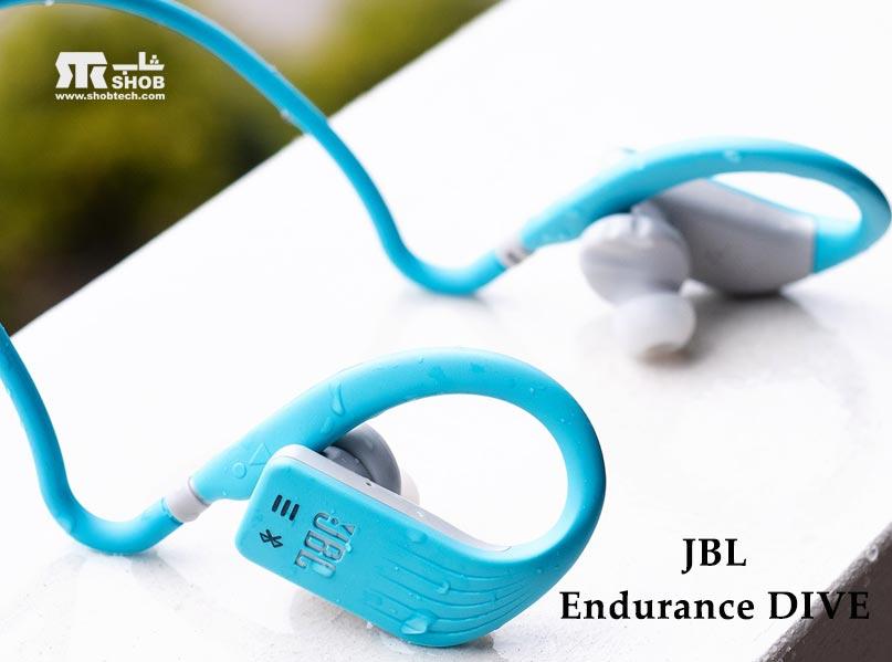 هدفون بی سیم جی بی ال مدل Endurance DIVE-هدفون، هدست و هندزفری