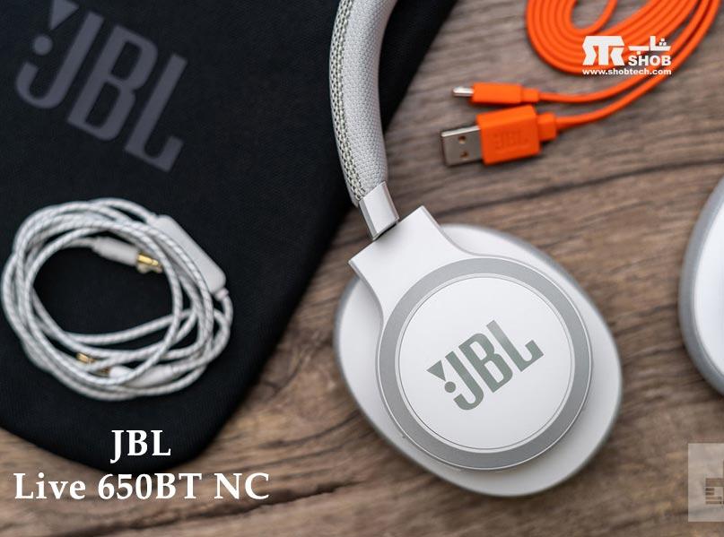 هدفون بی سیم جی بی ال مدل Live 650BT