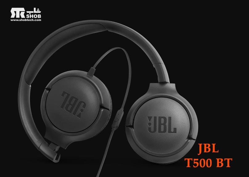 JBL Tune 500BT Wireless Headphonesهدفون بی سیم جی بی ال مدل Tune 500BT